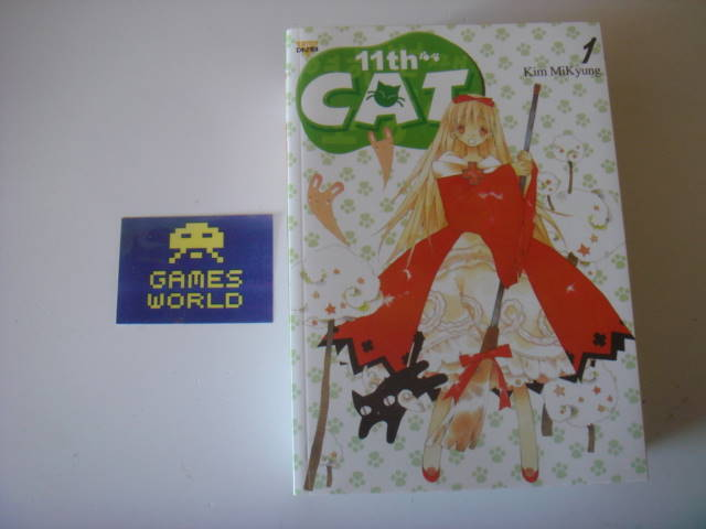 11th Cat Vol 1