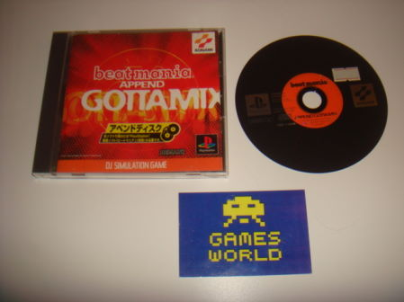 Beatmania Append Gotta Mix (Japanese Import)