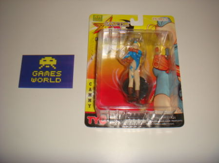 Capcom VS SNK Cammy Figure