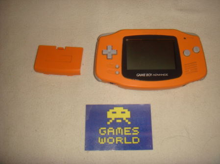 Game Boy Advance: Orange