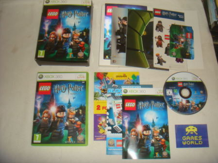 Lego Harry Potter Years 1-4: Limited Edition