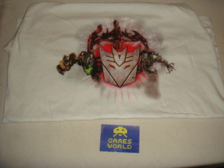 Transformers: Rise of the Fallen T Shirt (L)