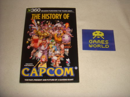 History of Capcom