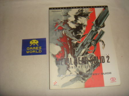 Metal Gear Solid 2 Guide
