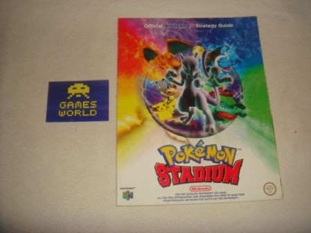 Pokemon Stadium Guide