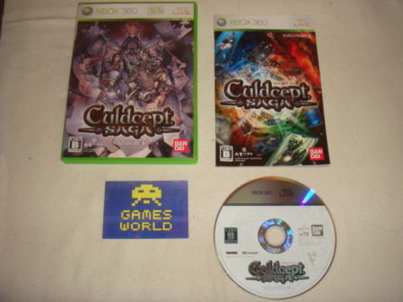 Culdcept Saga (Japanese Import)
