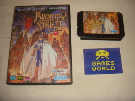 Phantasy Star II ( 2 ) (Japanese Import)