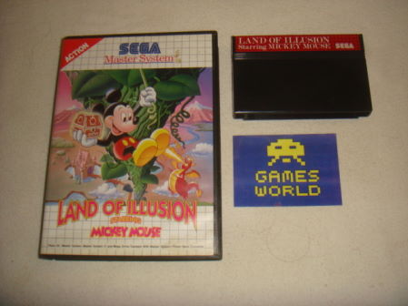 World of Illusion: Starring Mickey Mouse