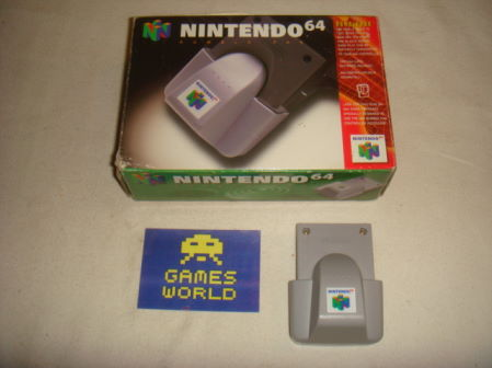 N64 Official Rumble Pak