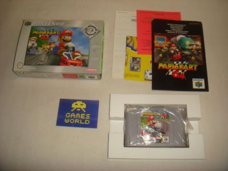 Mario Kart 64 (Players Choice)