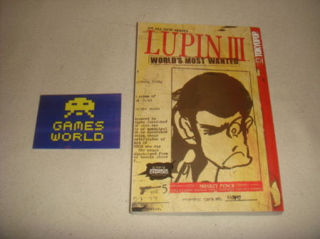 Lupin III World's Most Wanted Vol 05