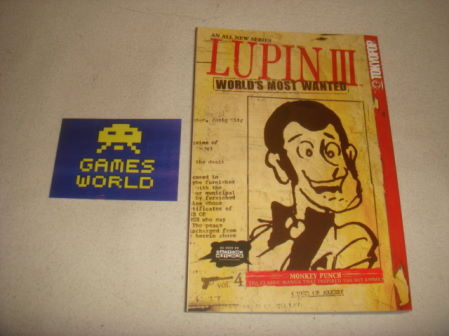 Lupin III World's Most Wanted Vol 04 - Click Image to Close