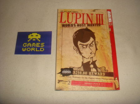 Lupin III World's Most Wanted Vol 02
