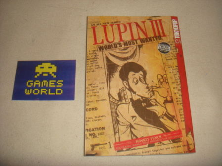 Lupin III World's Most Wanted Vol 01