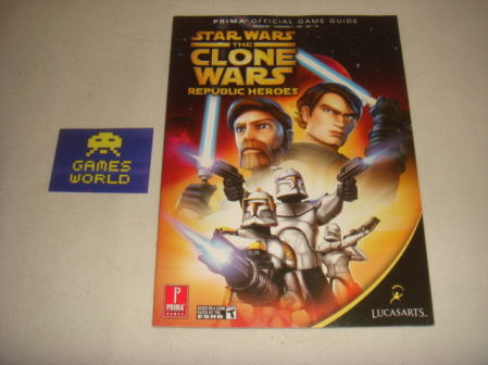 Star Wars The Clone Wars Republic Heroes Guide