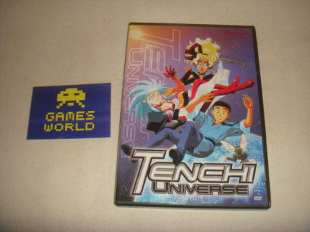 Tenchi Universe: On Earth I R1