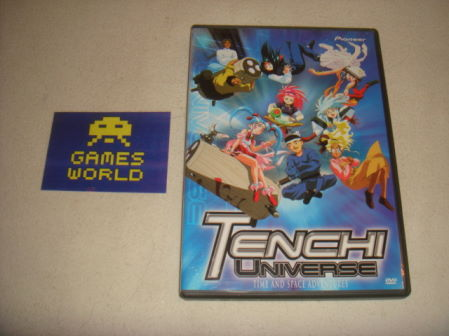 Tenchi Universe: Time and Space Adventures R1