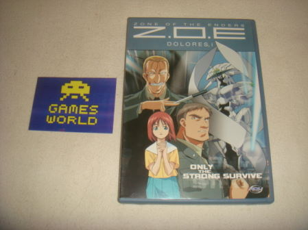 Zone of the Enders: Dolores, I Vol 5 R1