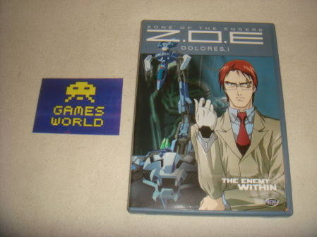 Zone of the Enders: Dolores, I Vol 4 R1