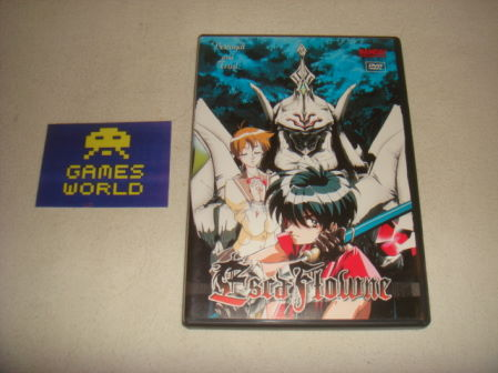 Escaflowne Vol 2 R1