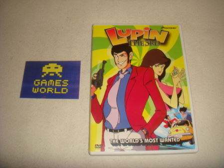 Lupin The 3rd: The World's Most Wanted R1