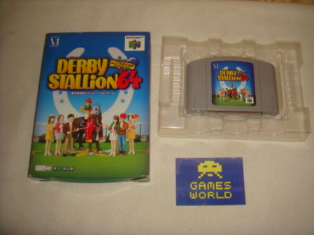 Derby Stallion 64 (Japanese Import)