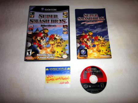 Super Smash Bros Melee (USA Import)