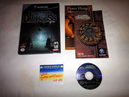 Eternal Darkness (USA Import)