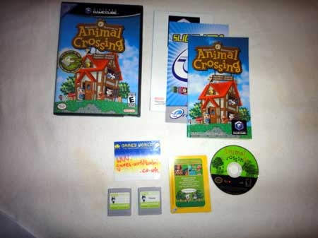 Animal Crossing (USA Import)