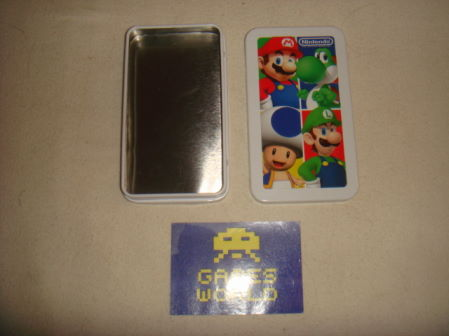 Nintendo All Stars Tin