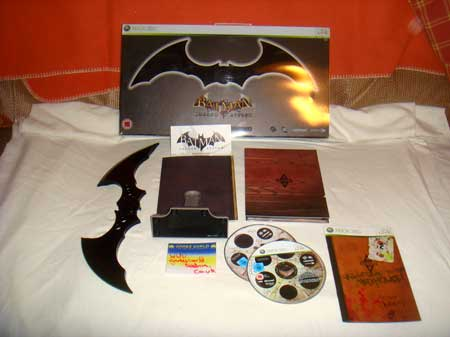 Batman Arkham Asylum: Collectors Edition