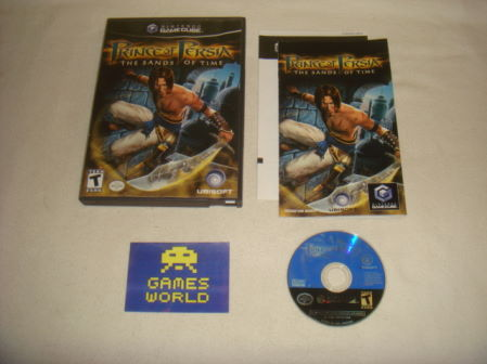 Prince of Persia: Sands of Time (USA Import)