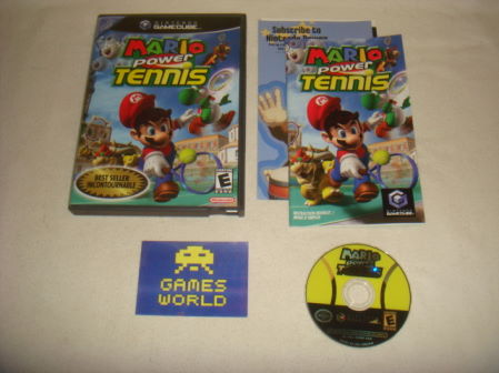 Mario Power Tennis (USA Import)