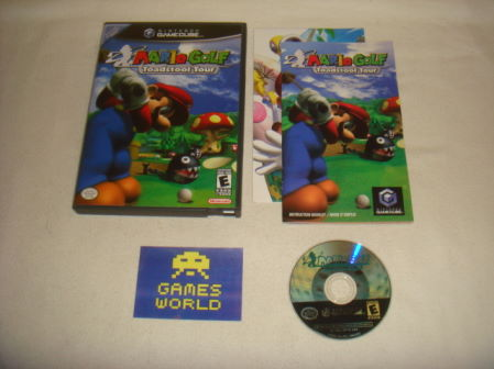Mario Golf Toadstool Tour (USA Import)