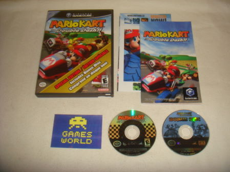 Mario Kart Double Dash (USA Import)