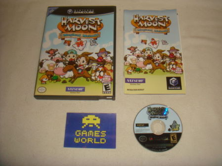 Harvest Moon: Magical Melody (USA Import)
