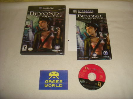 Beyond Good and Evil (USA Import)