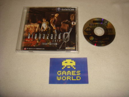 Biohazard Zero: Trial Edition (Japanese Import)