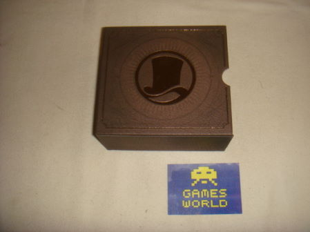 Professor Layton Club Nintendo Exclusive Sleeve