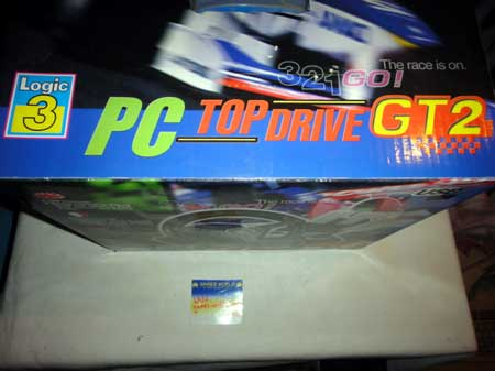 PC Pro Drive GT2 Steering Wheel