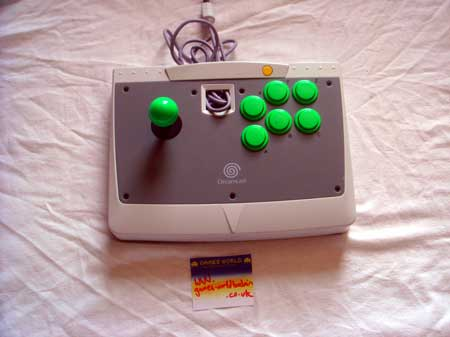 Official Dreamcast Arcade Stick