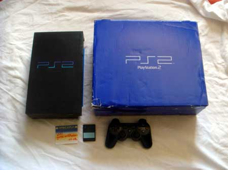 Playstation 2 Console (Japanese Import)