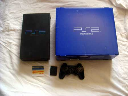 Playstation 2 Console (USA Import)