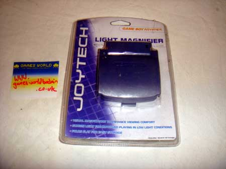 Game Boy Advance Light Magnifier