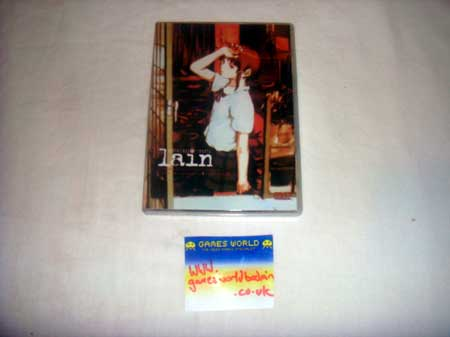 Lain: Complete Series R0