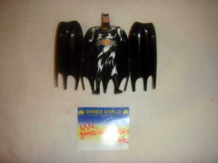 Batman Lightening Figure