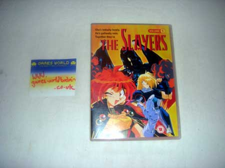The Slayers Vol 1 R2