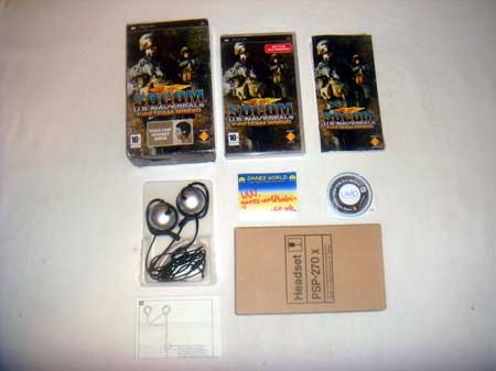 Socom US Navy Seals (with headset)