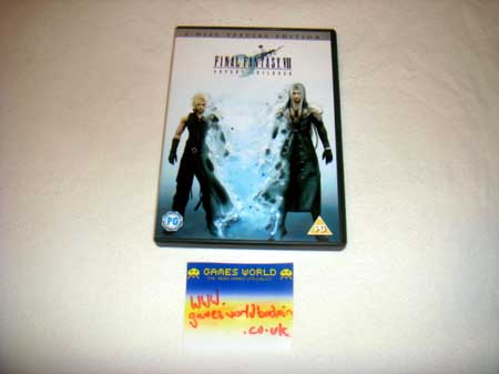 Final Fantasy 7 Advent Children R2