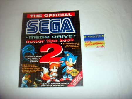Sega Power Tips Vol 2